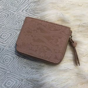 NWOT [ Target ] Faux Leather Small Wallet